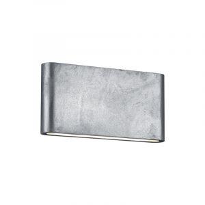 Moderne buitenlamp Bridlington, grijs
