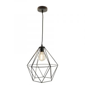 Stoere, industrie hanglamp Jochem, Gaaslook, extra breed