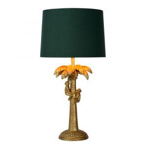 Gouden Tafellamp Extravaganza Coconut, kunststof