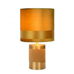 Gele Tafellamp Extravaganza Frizzle, metaal