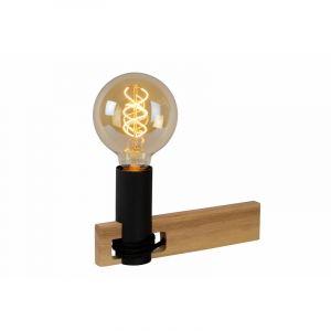 Bruine Tafellamp Tanner, hout