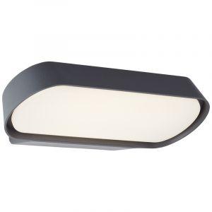 Moderne buitenlamp Luka, Metaal, 13w neutraal wit LED