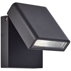 Moderne buitenlamp Malte, Metaal, 7w neutraal wit LED