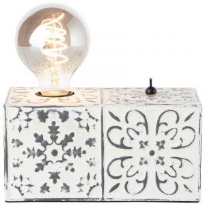 Klassieke Tafellamp Gulsum, Metaal