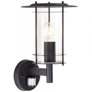 Moderne buiten wandlamp met bewegingssensor Shamayra, Metaal