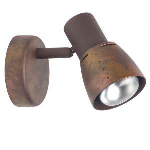 Oud Koper wandlamp Ailyn