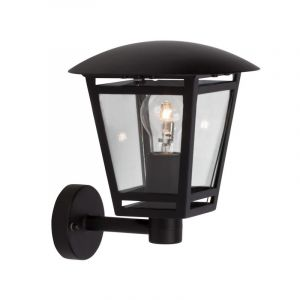 Moderne Buitenlamp Jeena - Zwart