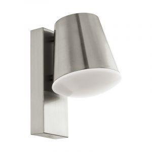 Moderne buiten wandlamp Aidene Roestvast Staal Roestvast Staal
