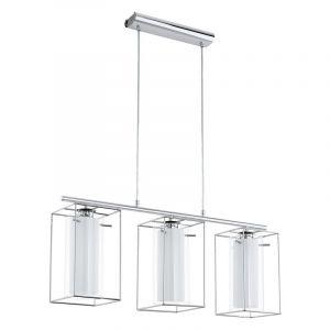 Moderne frame hanglamp Camin Met glas