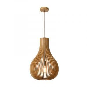 Moderne Bodo hanglamp, hout