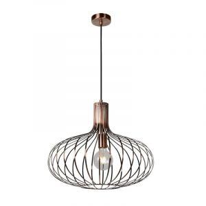 Retro hanglamp Manuela, Koper