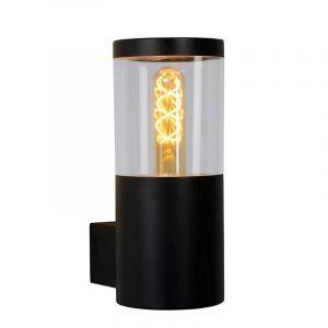 Moderne buitenlamp Fedor, Zwart