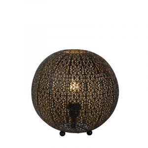 Design tafellamp Tahar, Zwart