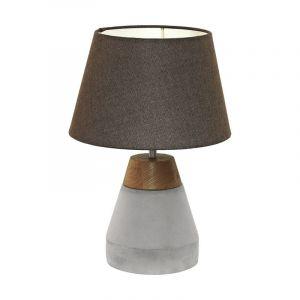 Antonius tafellamp - Brown Grey