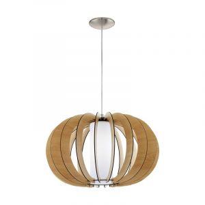 Arendina hanglamp - Nikkel-Mat