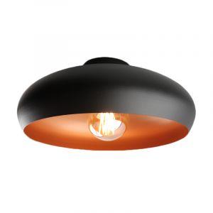 Moderne Design Zwarte koper plafonniere Dane