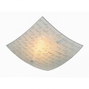 Moderne plafondlamp Anna, Wit