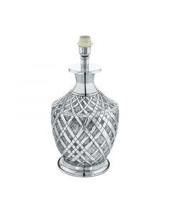 Design tafellamp Lennon Staal Chroom