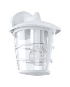 Inga buitenlamp gegoten aluminium wit