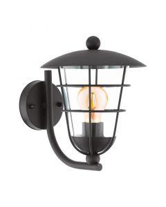 Alinda buitenlamp - Zwart