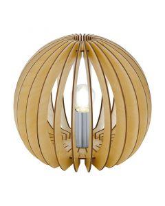 Amel tafellamp - Nikkel-Mat