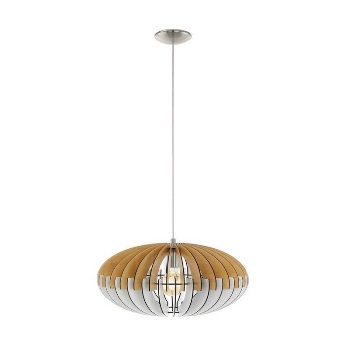 Ceylin hanglamp - Nikkel-Mat