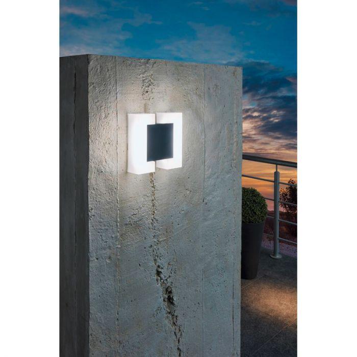 Bartel buitenlamp - Antraciet