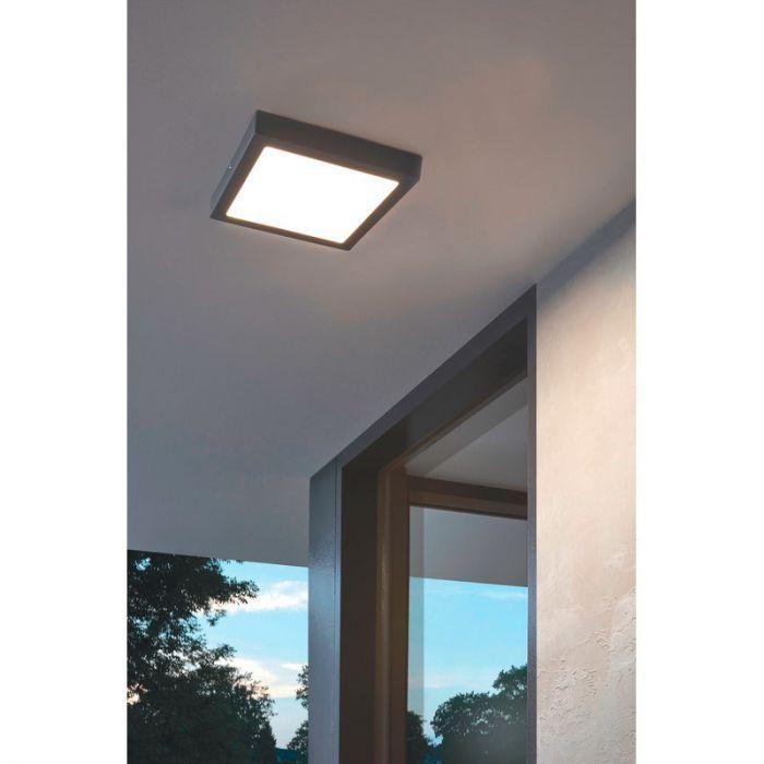 Bodie buitenlamp - Antraciet