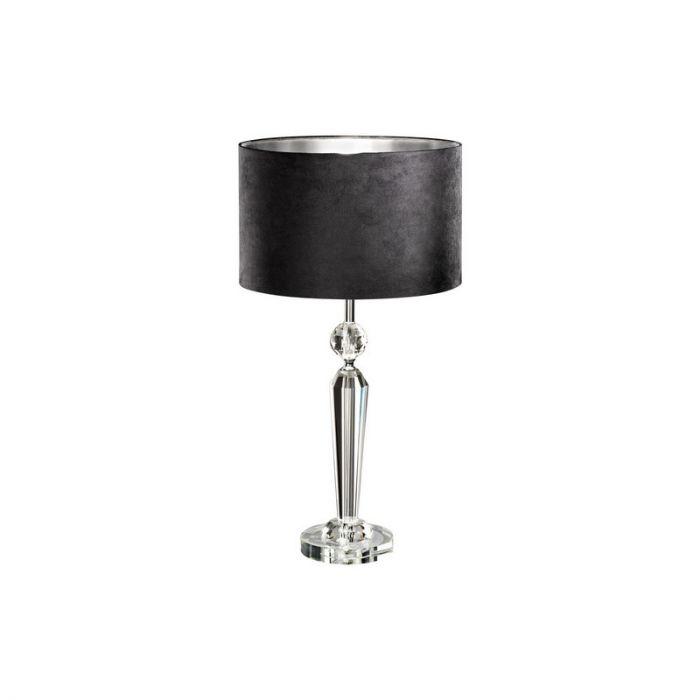 Kristal tafellamp Isha chrome