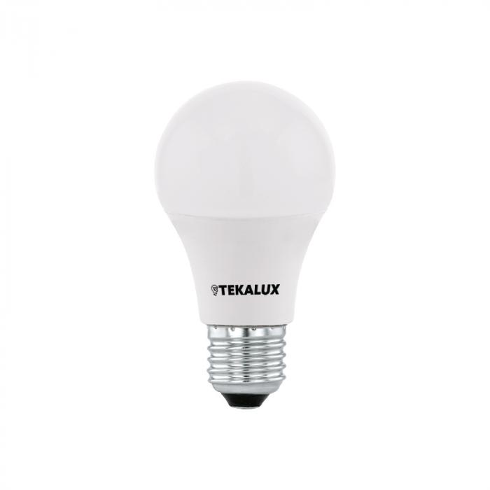 Tekalux Cenor E27 LED lamp, 9 watt