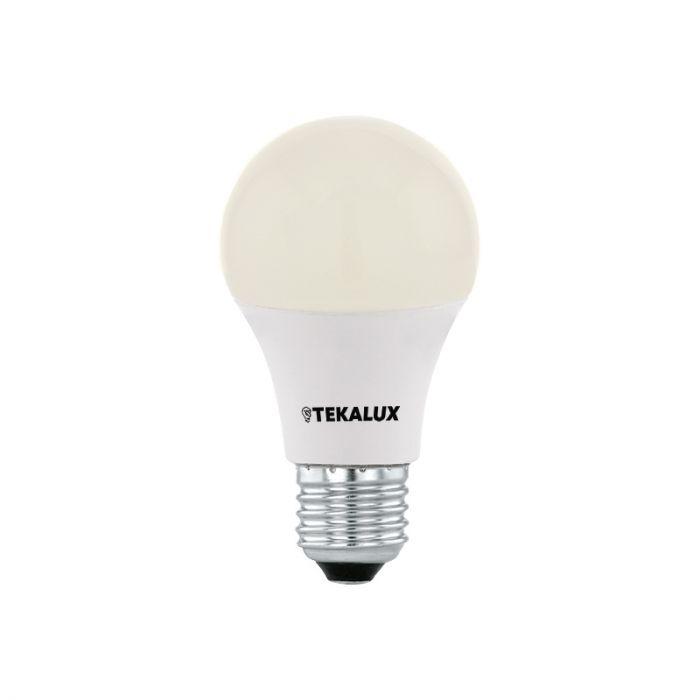Tekalux Cenor E27 LED lamp, 7 watt