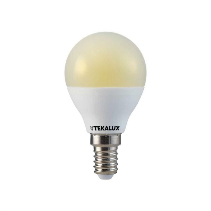 Lagiba E14 LED kogellamp Lasco, 5,5w, warm wit