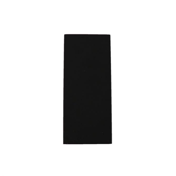 Zwarte buitenlamp Corella groot - modern