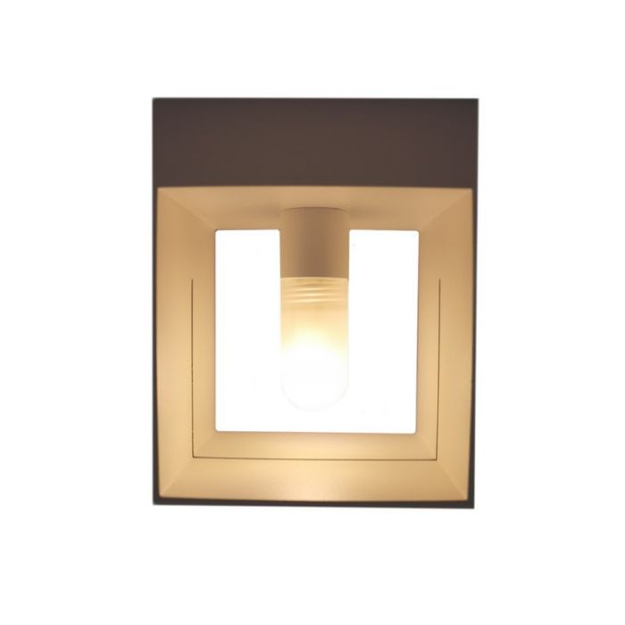 Moderne Wandlamp Gedser, Wit