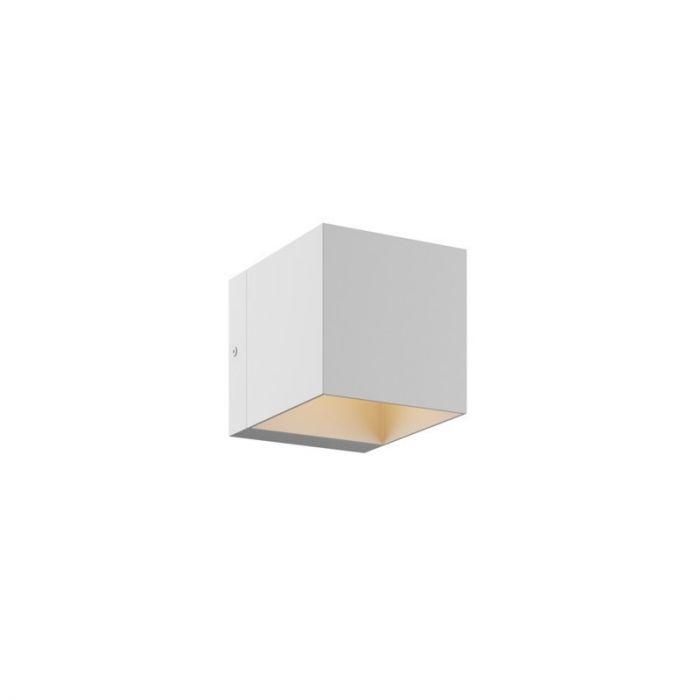 Moderne Wandlamp Trige, Wit