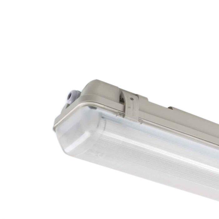 150 cm waterdicht LED TL armatuur Dura, voor 2 TL's