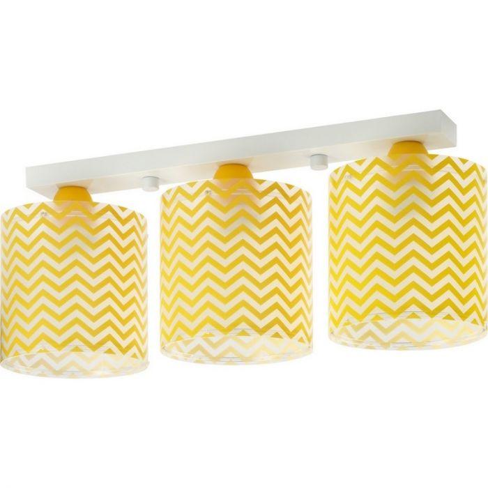 Gele plafondlamp kinderen