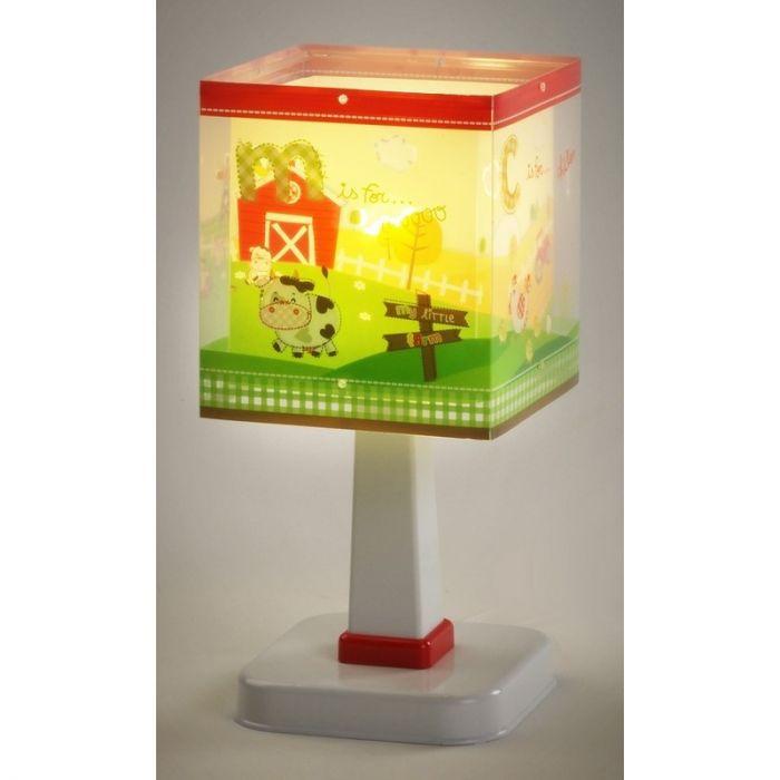 Boerderij tafellamp Kinderkamer