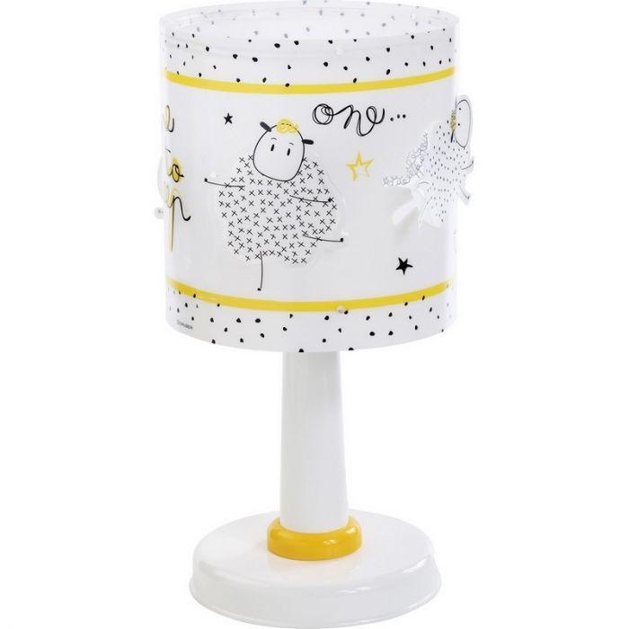 Schaapjes kinderkamer tafellamp