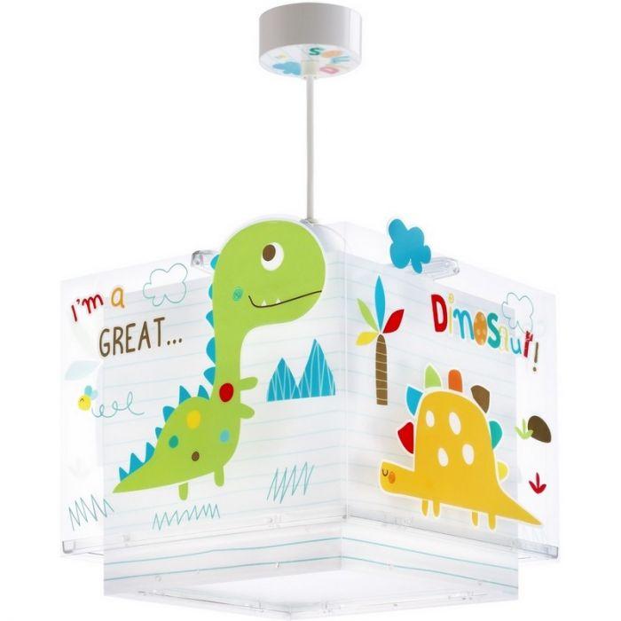 Dino hanglamp kinderen