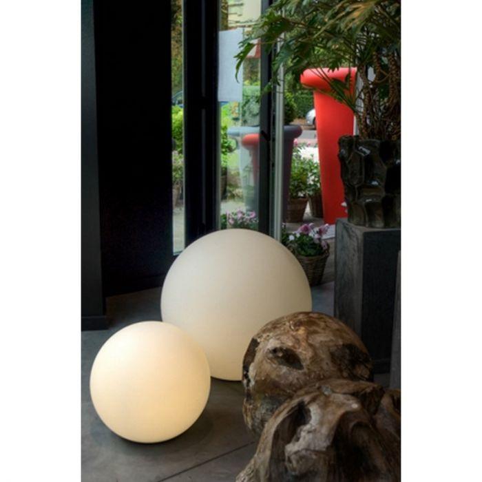 Evelijn tafellamp bol, klein