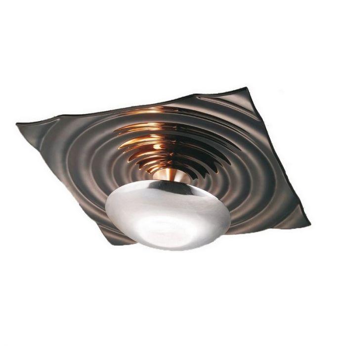 Moderne plafondlamp Zelda, wit