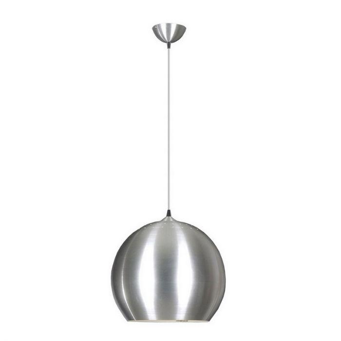 Jabir moderne hanglamp, aluminum, medium