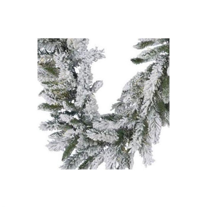 270CM witte guirlande, 30 cm breed