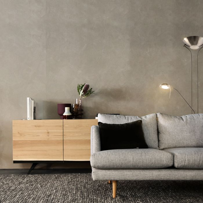 Moderne Nikkel leeslamp Salvador, 2 warm witte lampjes, met draaidimmer