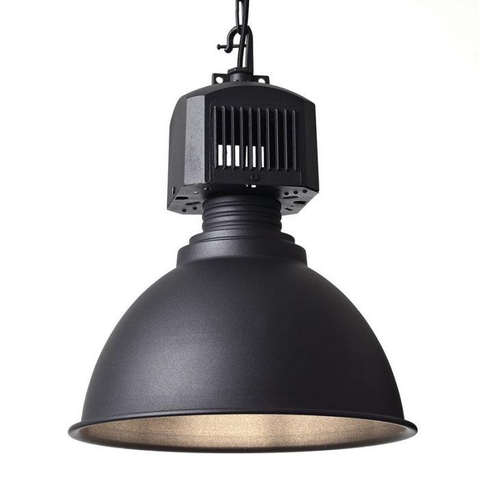 Hanglamp Jemesa - Zwart