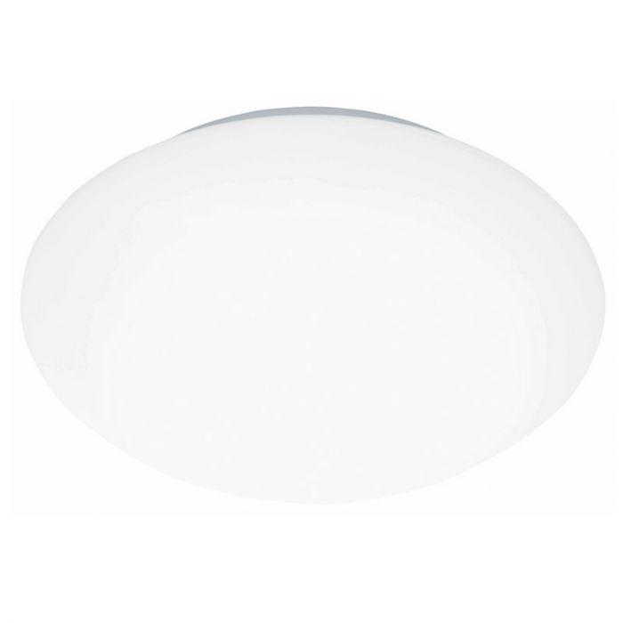 Witte plafondlamp Danya