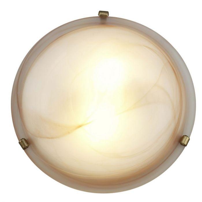 Bruine plafondlamp Eloisa