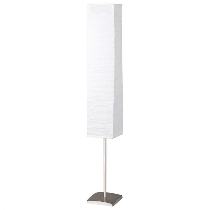 TitaanGrijze, Witte vloerlamp Octavio vloerlamp - Wit