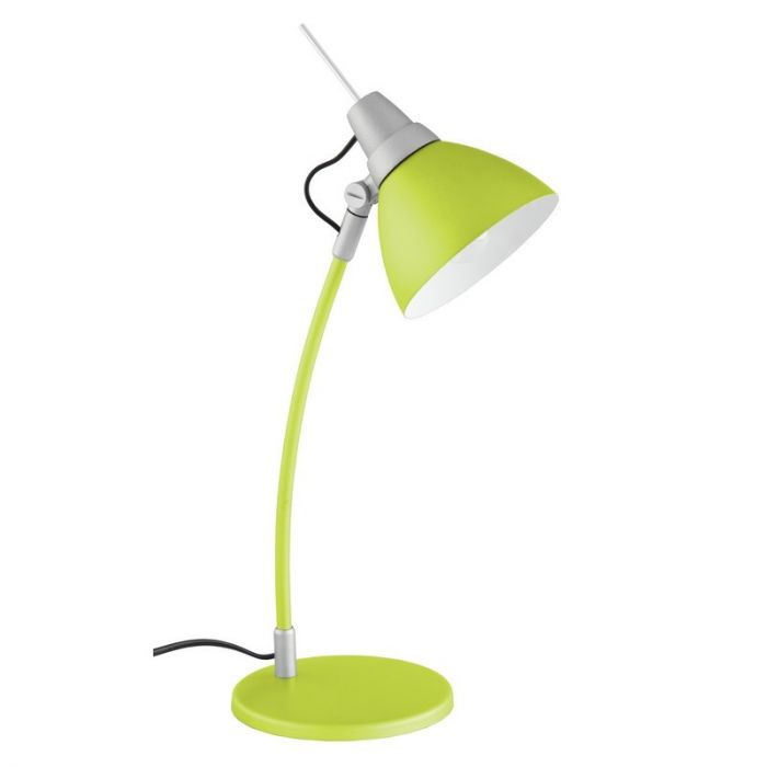 Groene bureaulamp Lieselot